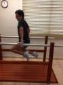 I can jump again!