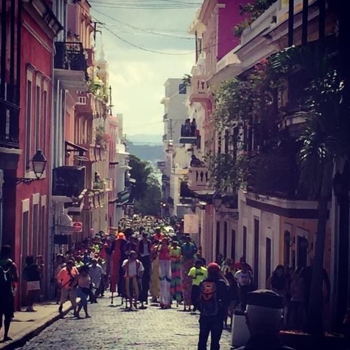Fiestas de la Calle San Sebastian