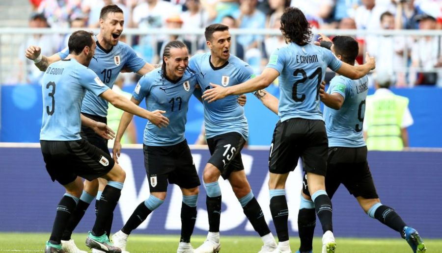 Uruguay v Russia: Group A - 2018 FIFA World Cup Russia