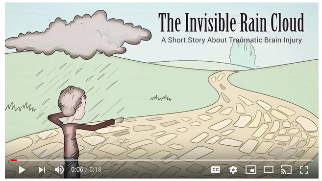 The Invisible Rain Cloud